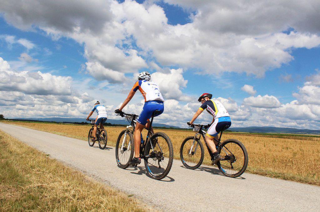 Bicikliranje kroz Zlatnu Slavoniju