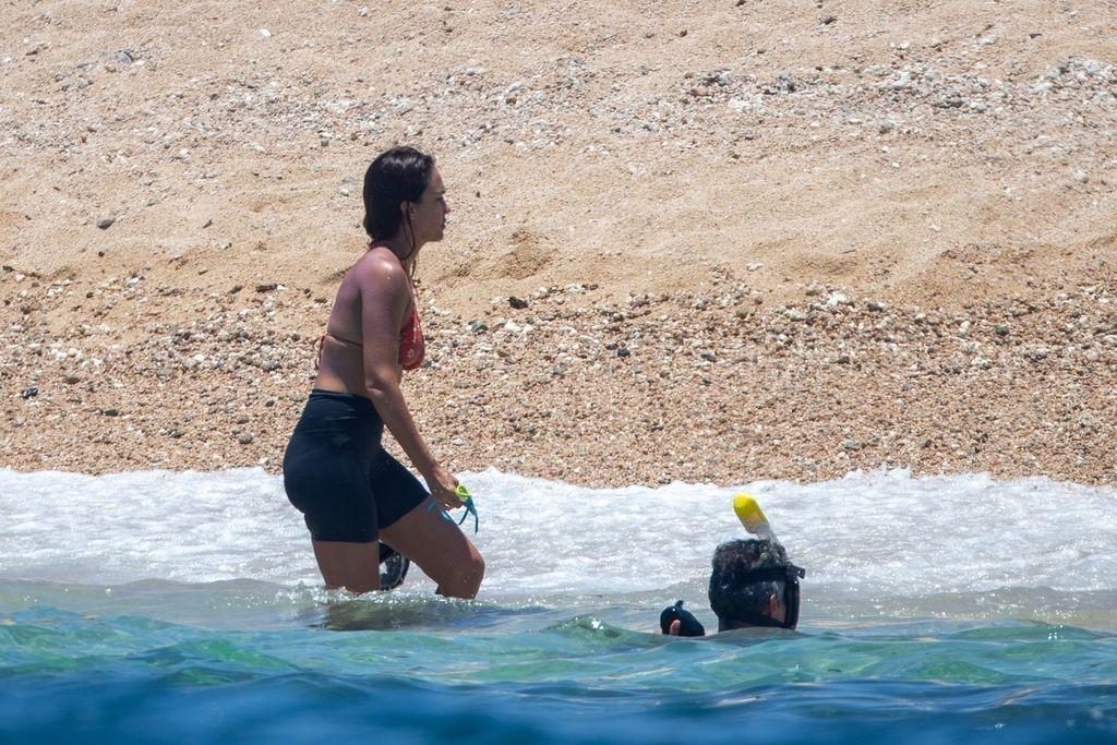 Jessica Alba na odmoru u Meksiku
