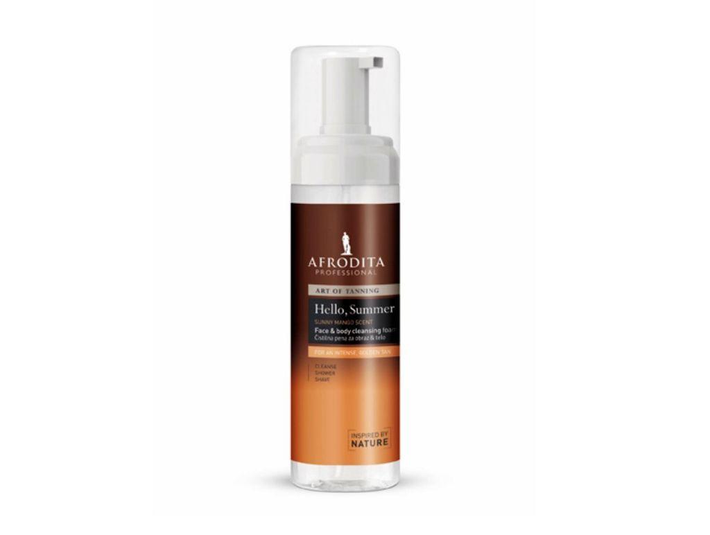 Afrodita Professional pjena za čišćenje lica i tijela, 58,43 kn