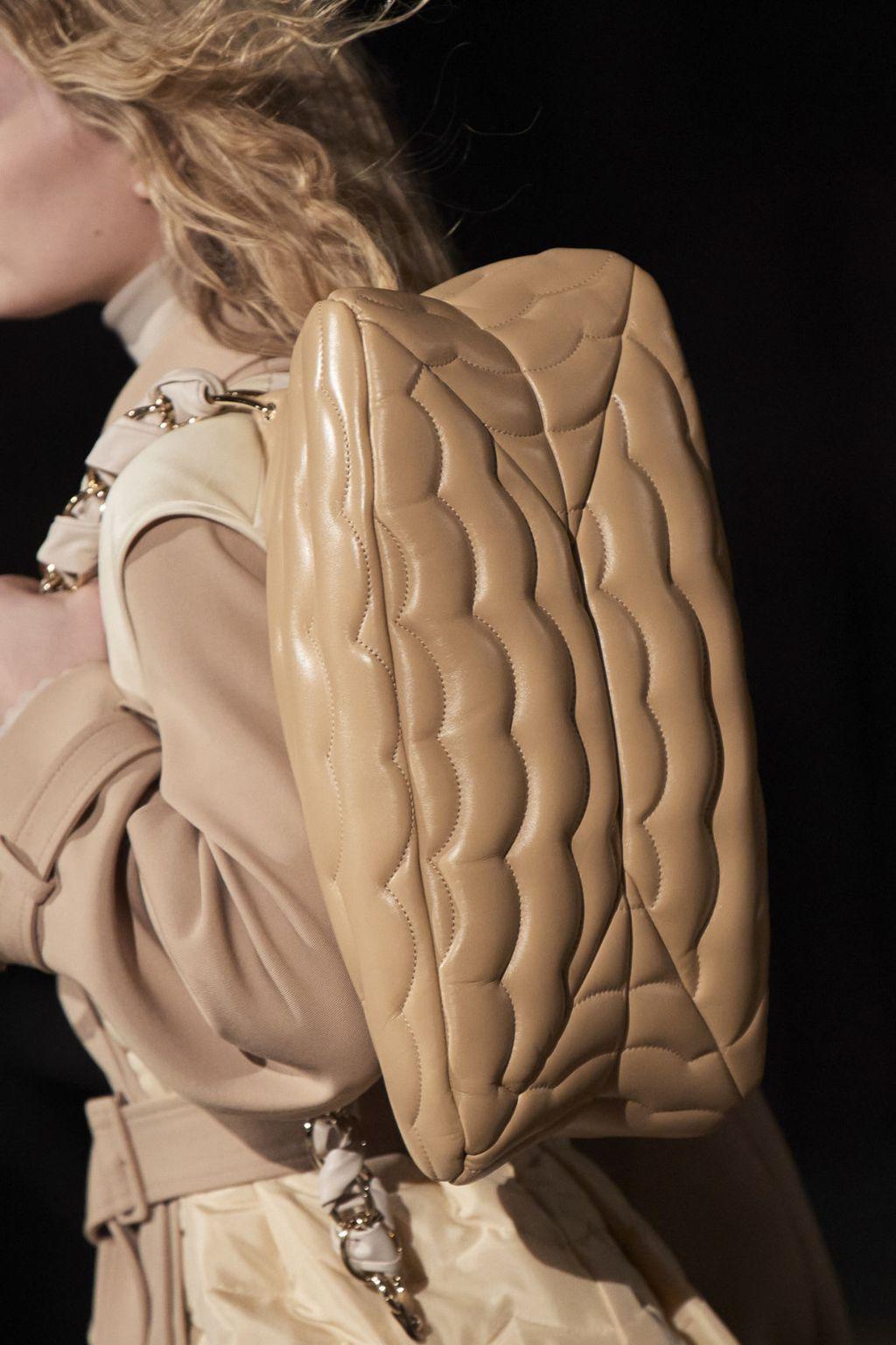 Chloe puf ruksak iz kolekcije jesen / zima 2021.