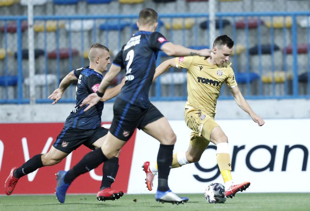 Hrvatski dragovoljac - Hajduk