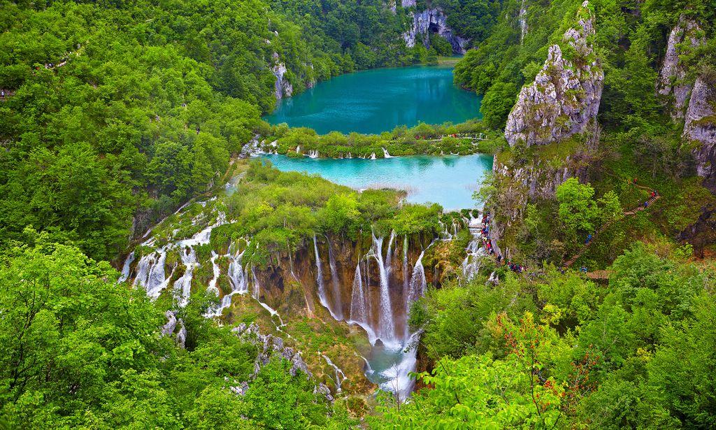 Plitvička jezera su treći najbolji nacionalni park u Europi u 2021. godini