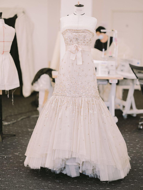 Modna kuća Chanel izradila je kopiju haljine princeze Diane koju Kristen Stewart nosi u filmu Spencer - 6