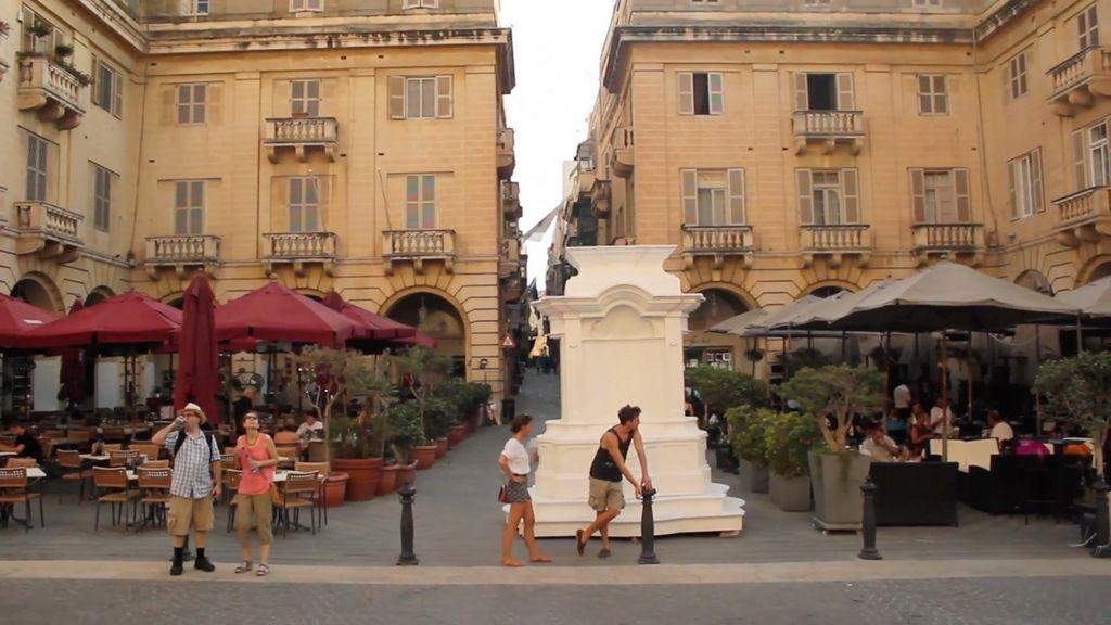 Prekrasna arhitektura Malte - spoj arapskog i britanskog