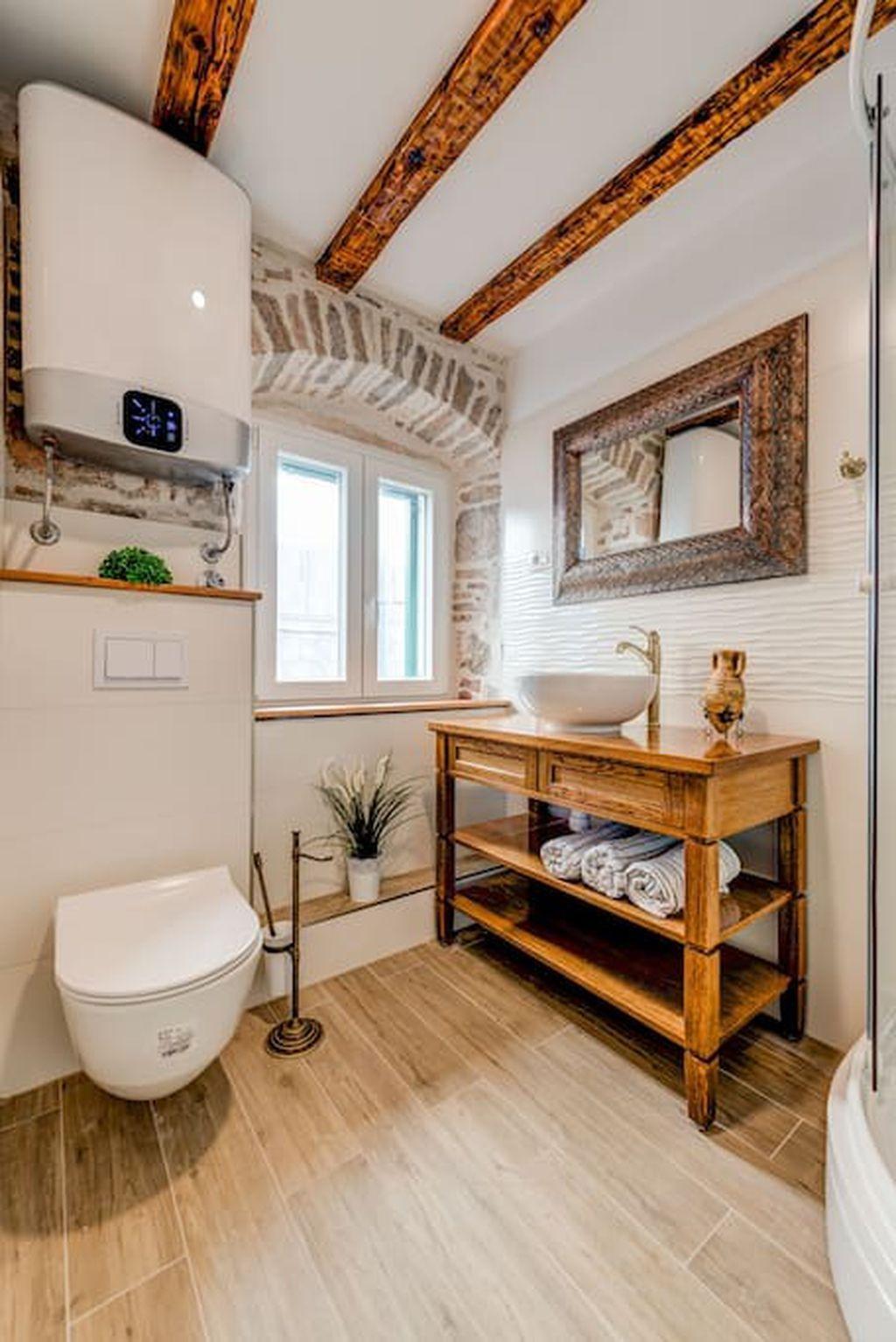 Ugodno uređena kupaonica