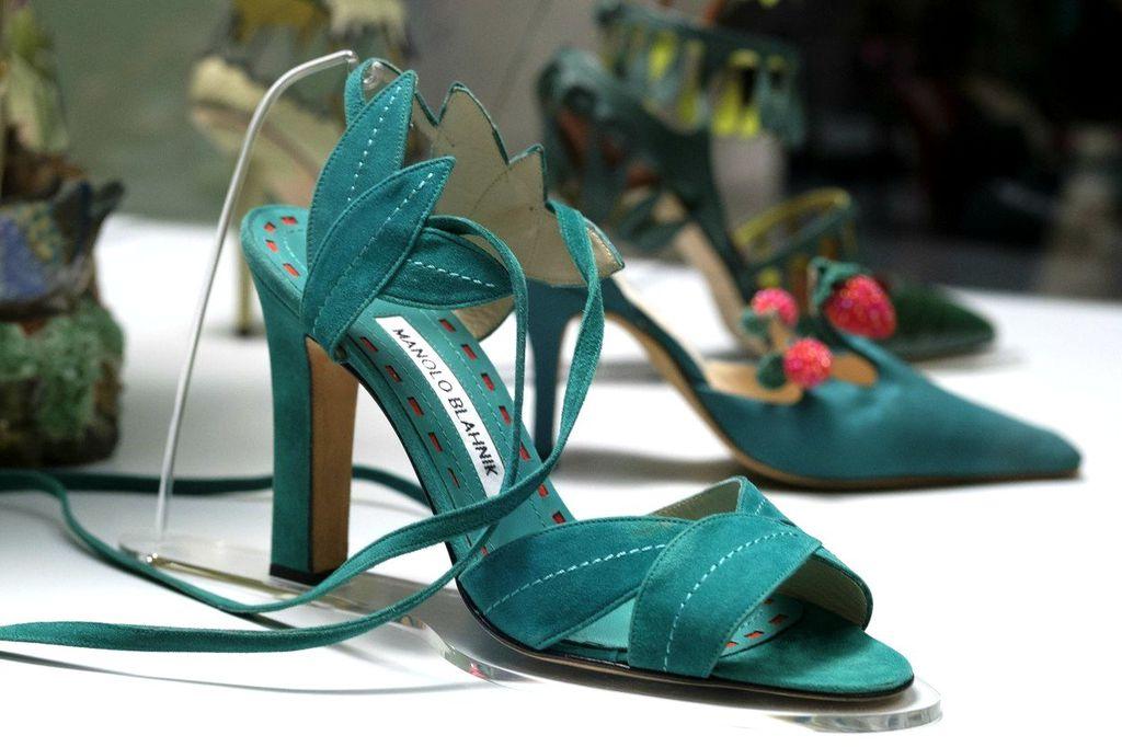 Izložba cipela Manoloa Blahnika u Madridu - 8