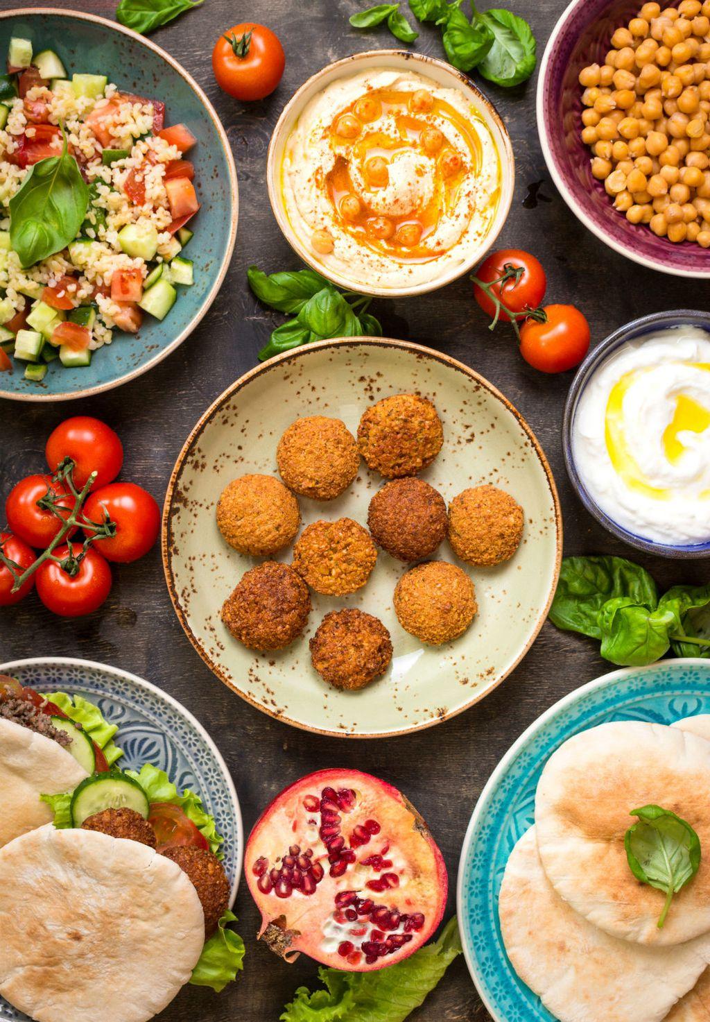 Falafel sadrže mnogo bjelančevina