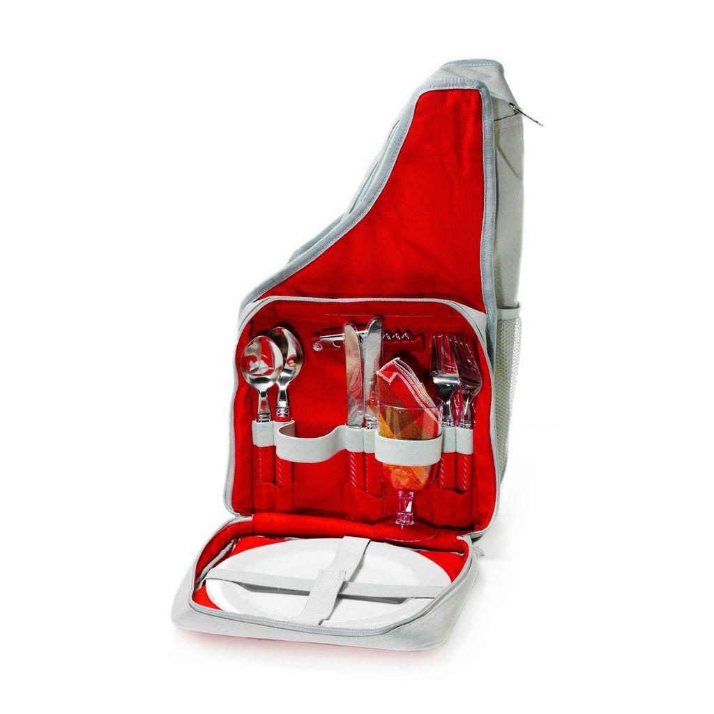 Picnic Backpack ima sav pribor