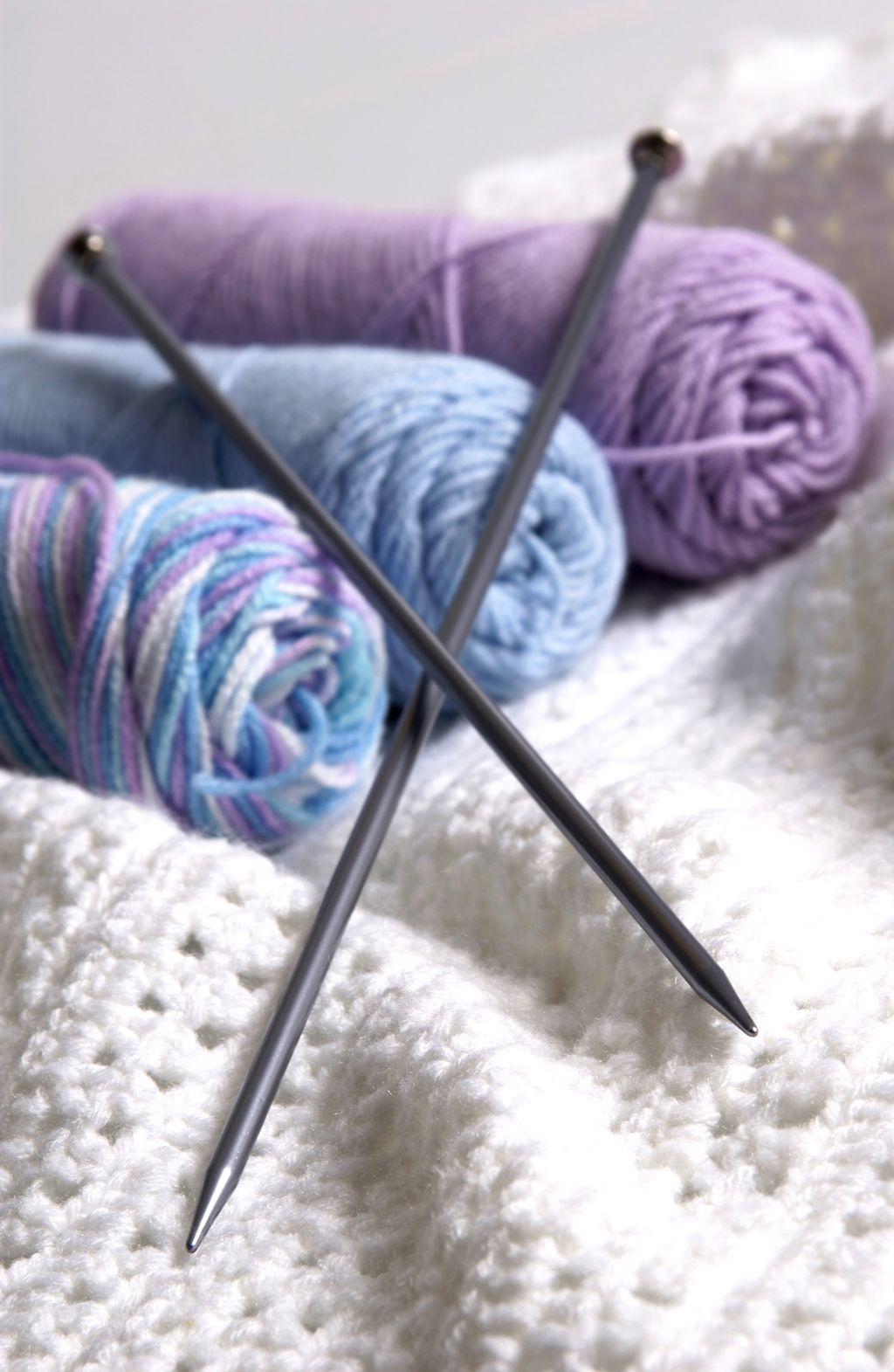 Tehnika pletenja vune nije pretjerano komplicirana, a djeluje poput terapije