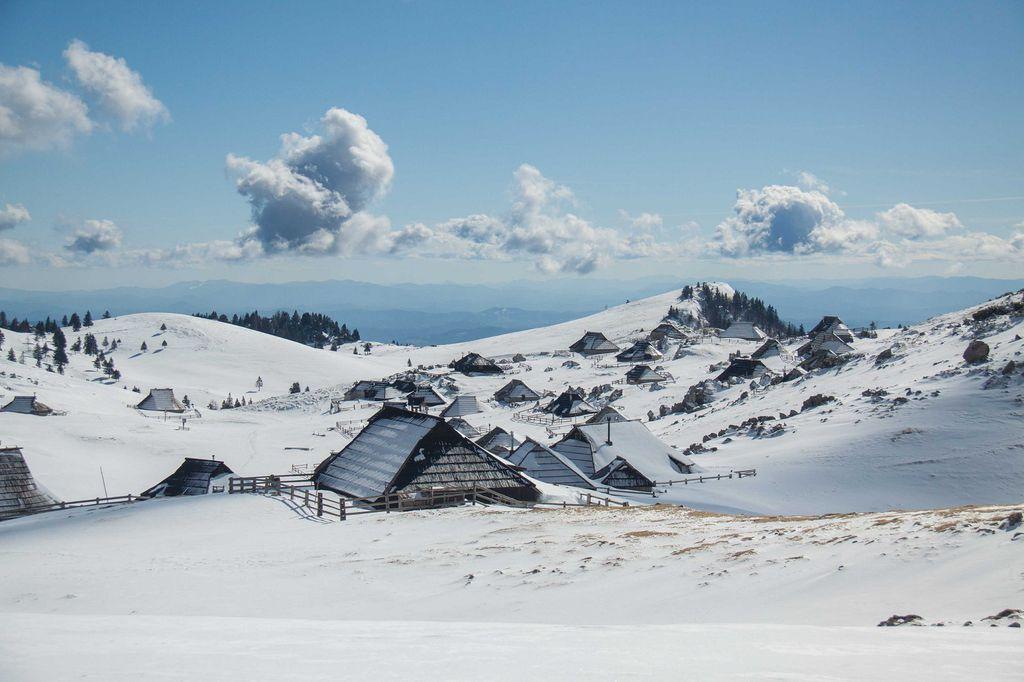 Zimsko selo za cijelo društvo