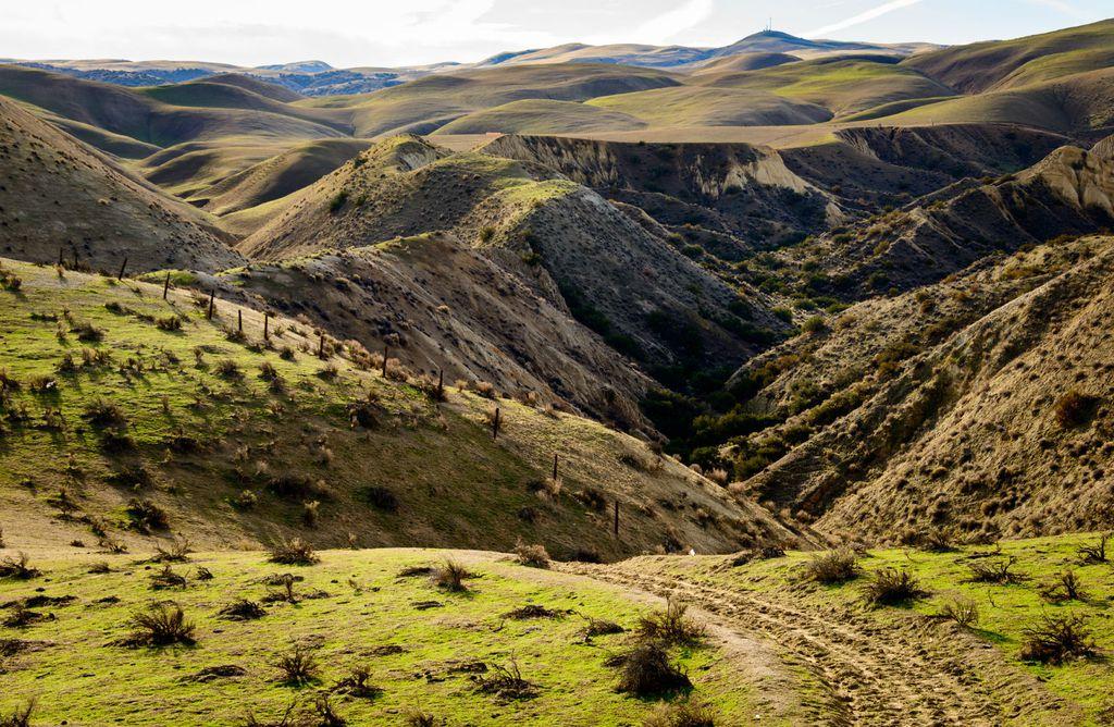 Prekrasni krajolik Carizzo Plaina