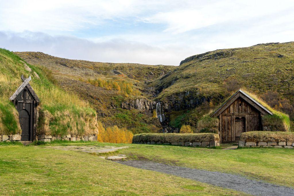 Zemljane kuće na Islandu - 3