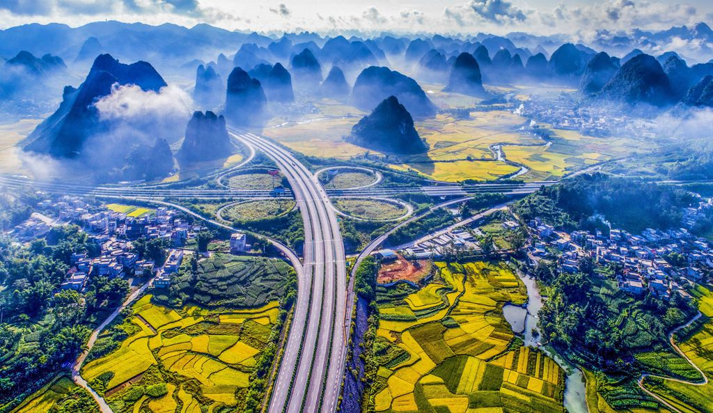 Prekrasni kineski krajolici - 5