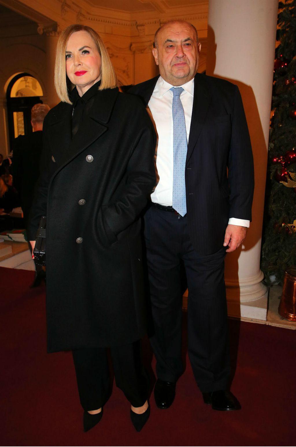 Jadranka Sloković i Čedo Prodanović na premijeri predstave \'Ciganin, ali najljepši\' u HNK-u - 1