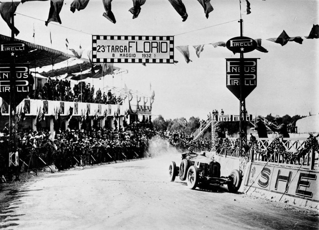 Utrke su se vozile od 1906. do 1977. godine