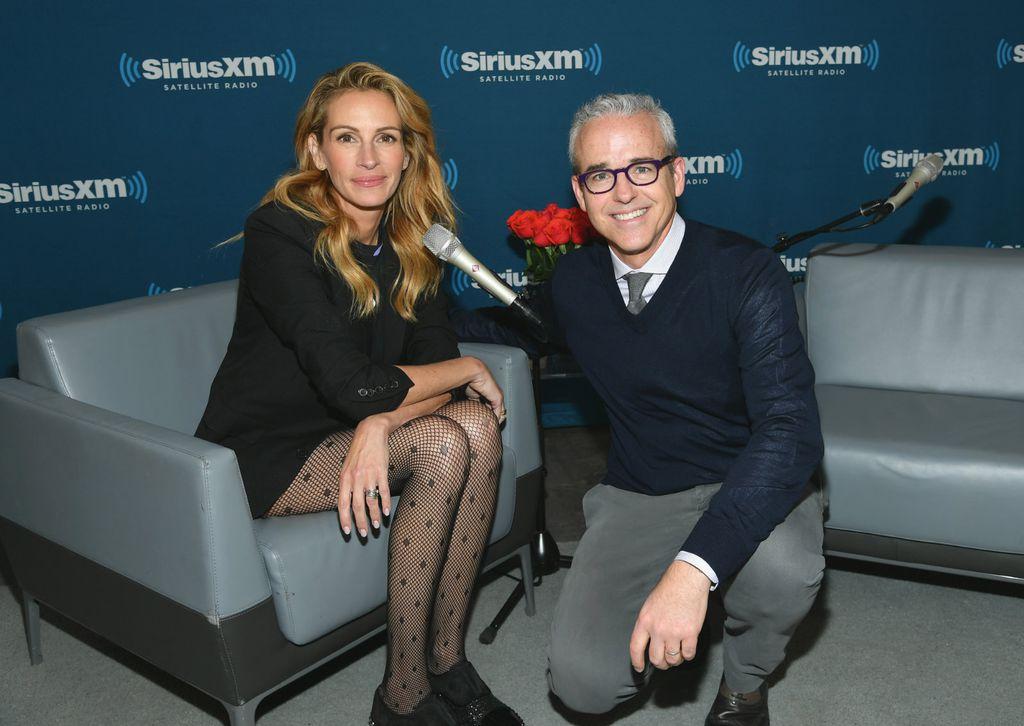Julia je promovirala svoj novi film na radiju SiriusXM