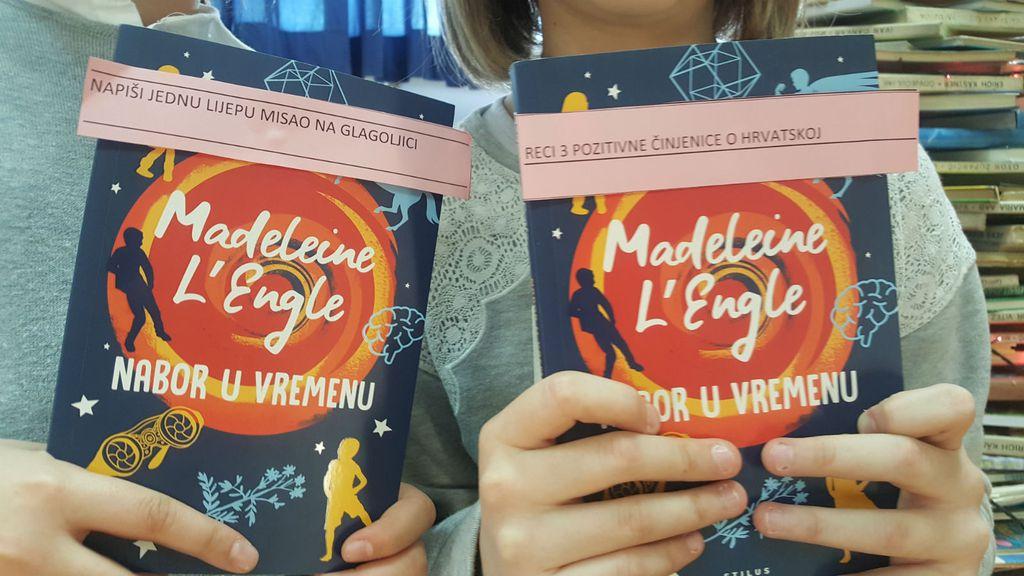 \'500 knjiga za 500 dobrih djela\' projekt je zagrebačke OŠ Prečko