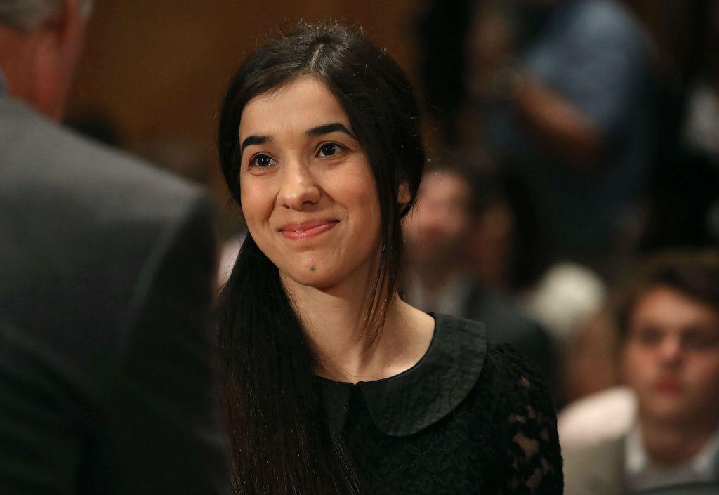 Nagradu je dobila zbog borbe protiv sekualnog nasilja kao oružja rata