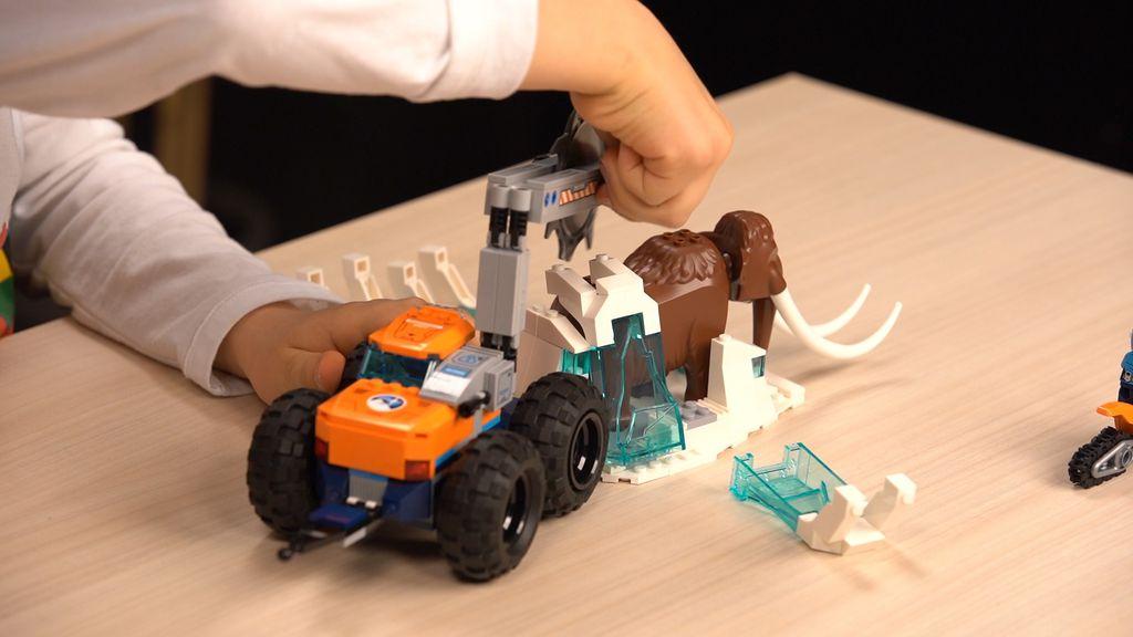 LEGO City arktička pokretna istraživačka postaja