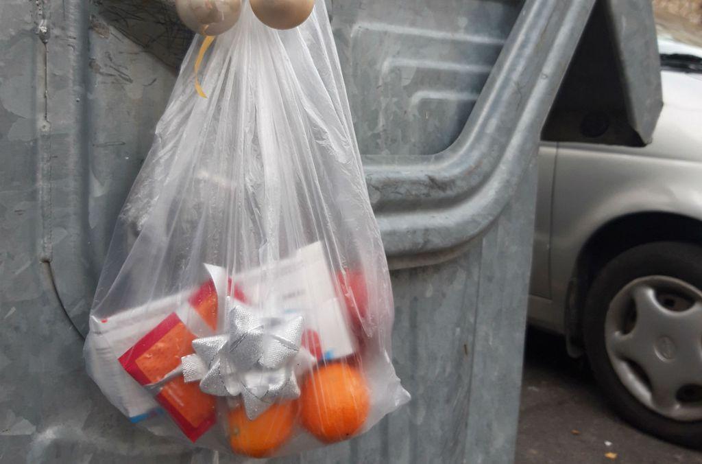 Vrećica s Črnomerca koja je nekome uljepšala blagdane