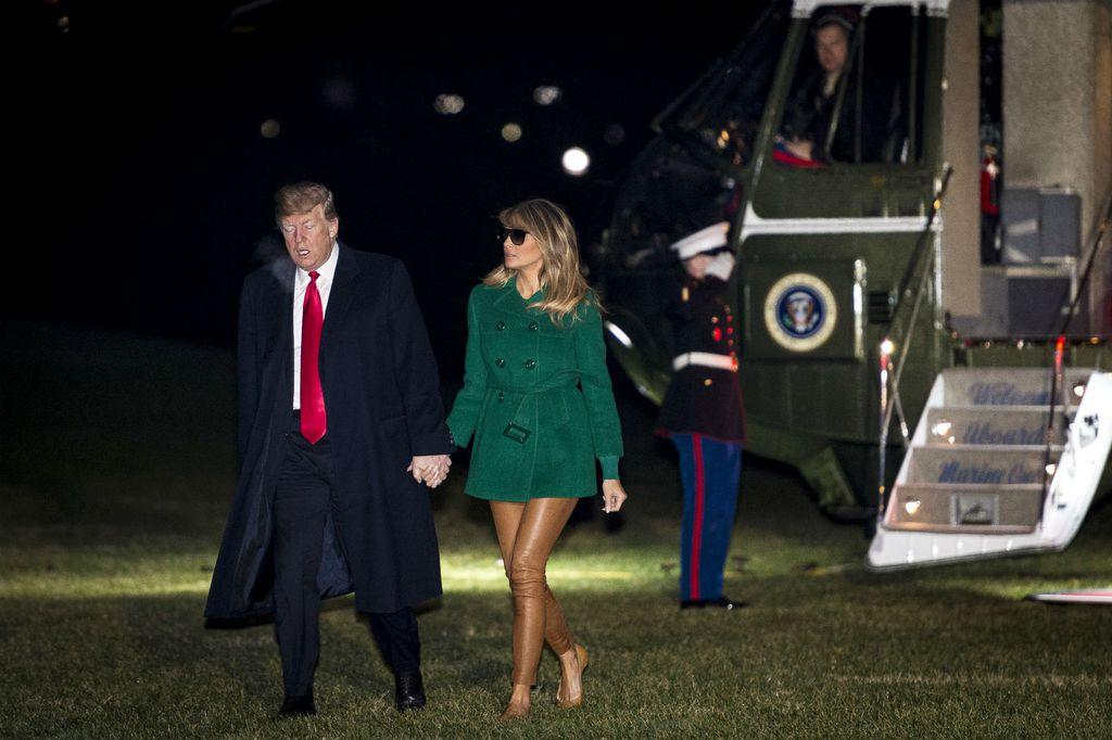 Melania Trump u \'golim\' hlačama - 5
