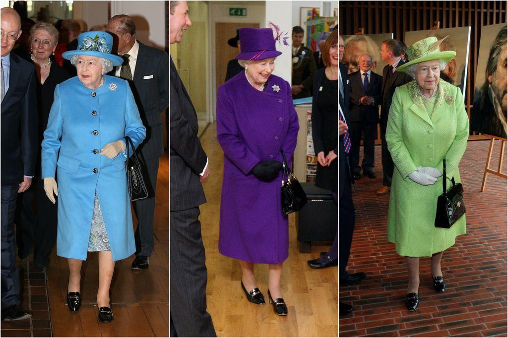 Elizabeta II. i dalje se drži svog pravila o nošenju kaputa