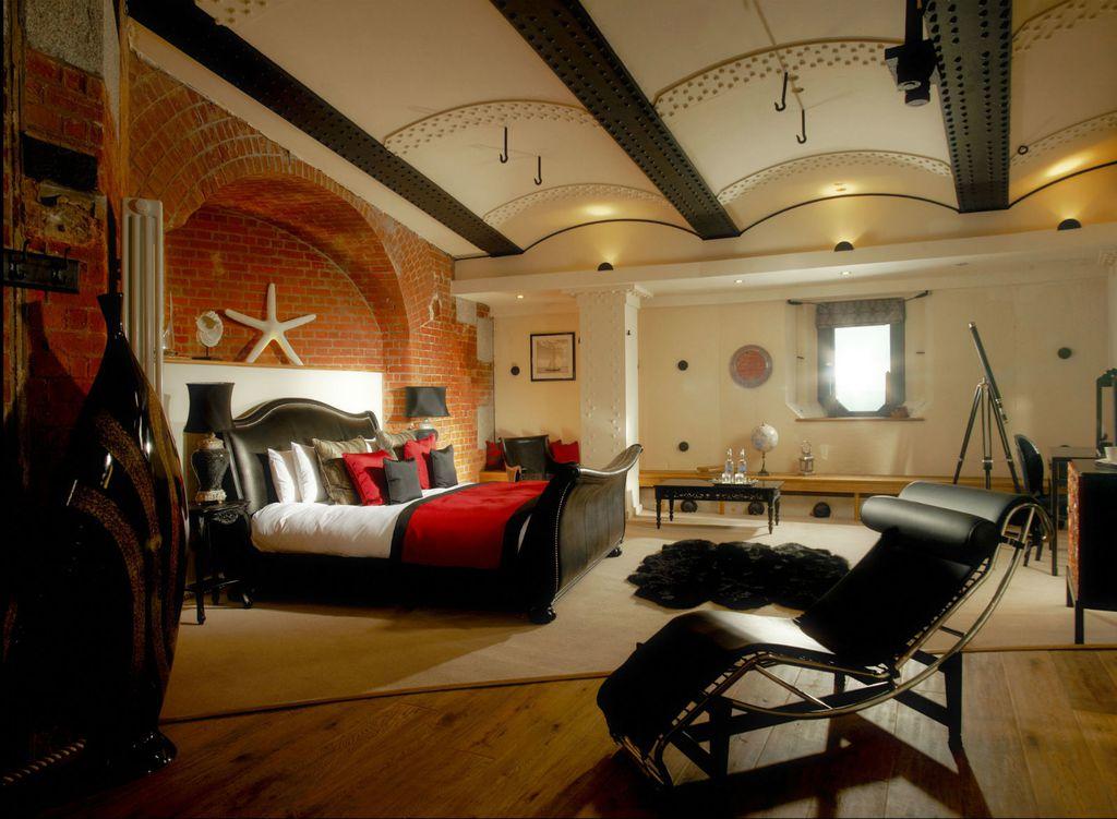 Luksuzne sobe nalaze se na mjestu nekadašnje oružarnice