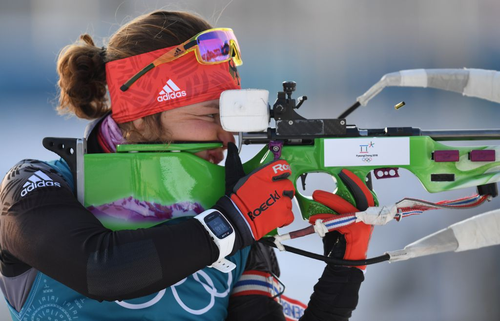 Laura Dahlmeier (Foto: Hendrik Schmidt/DPA/PIXSELL)