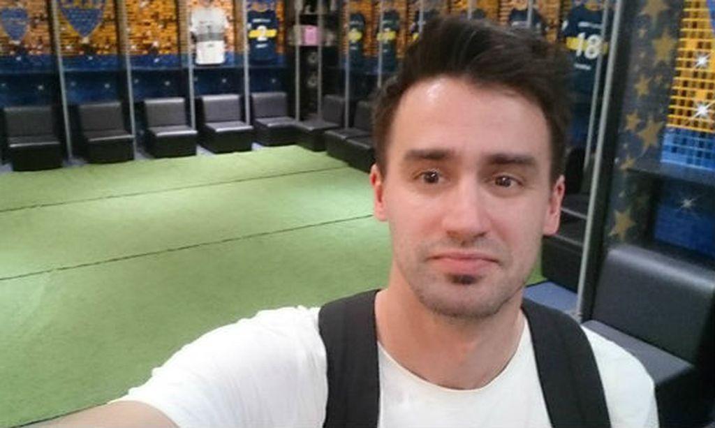 Vlado Boban na Bomboneri