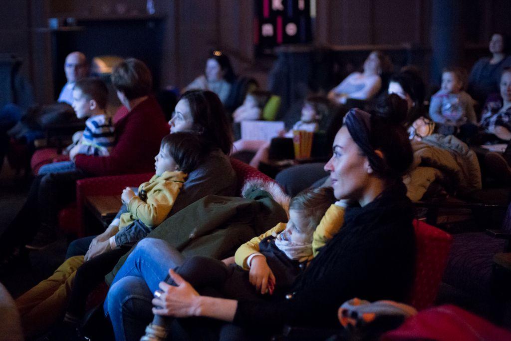 Moj prvi odlazak u kino (Foto: Sanja Bistričić)
