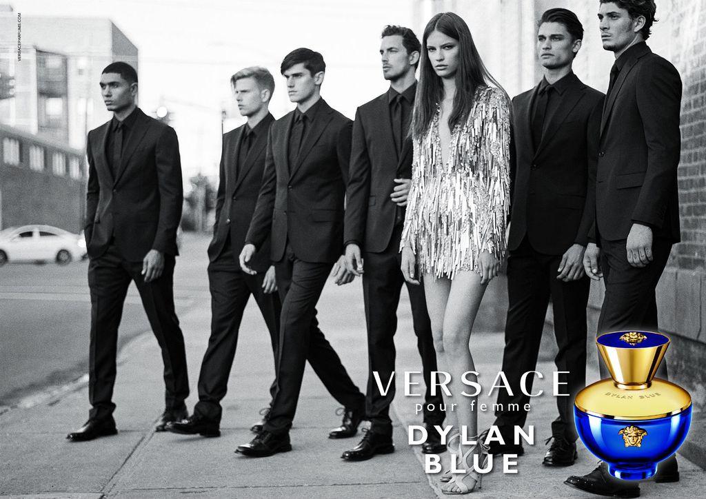 Versace Dylan Blue Pour Femme (Foto: Bruce Weber)