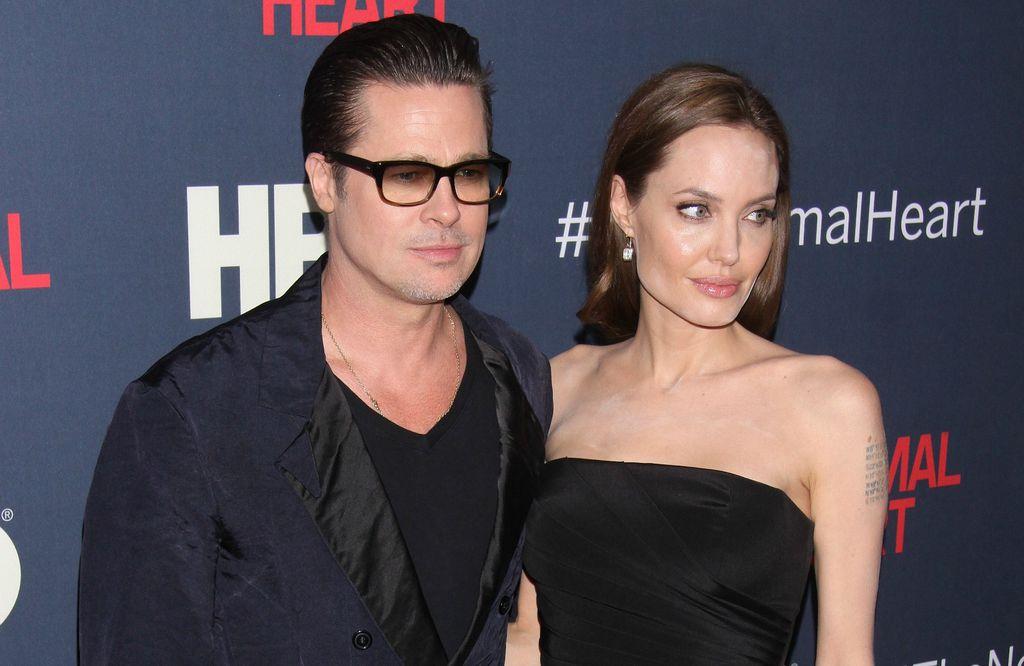 Angelina Jolie i Brad Pitt - razveli se 2016. godine