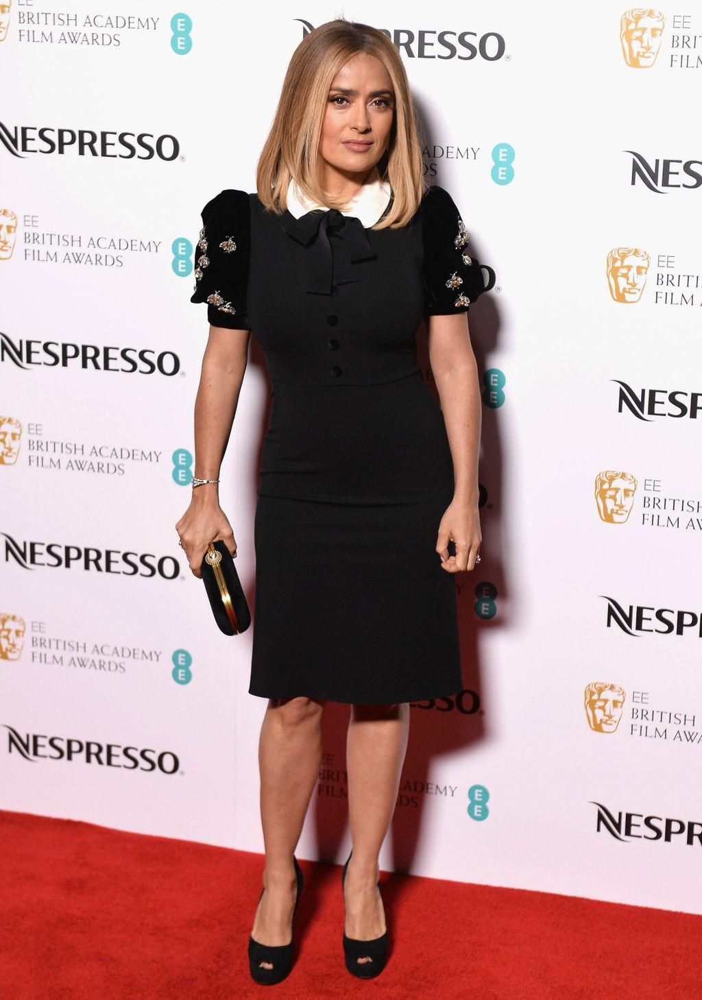 Salma na zabavi Britanske akademija filmske i televizijske umjetnosti