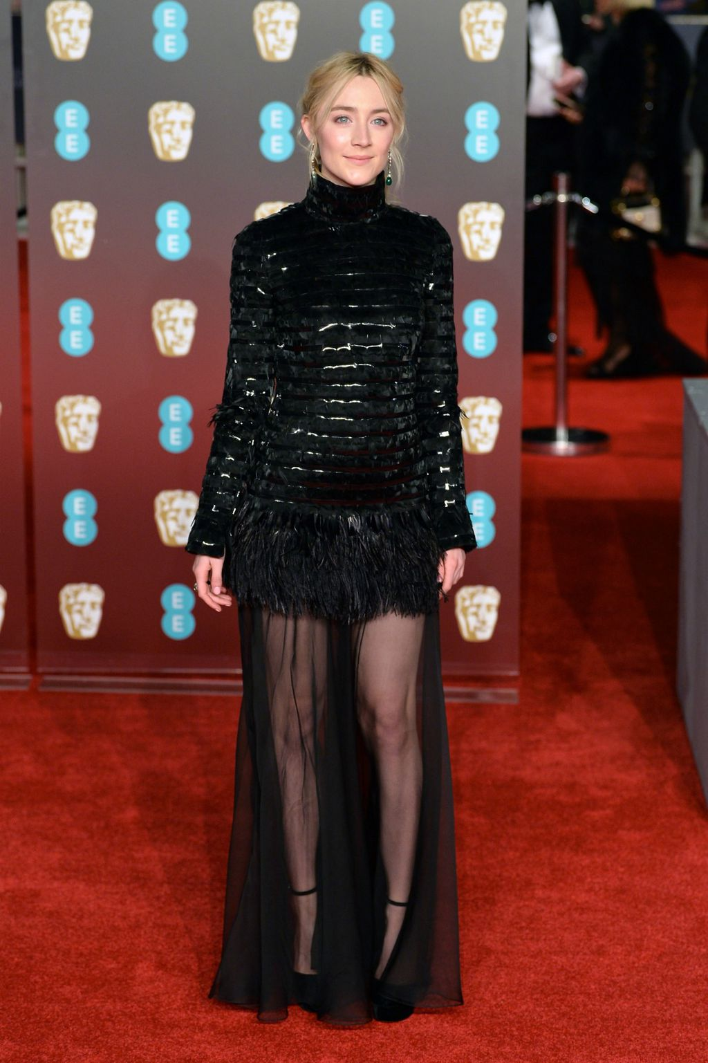 Saorise Ronan u haljini modne kuće Chanel