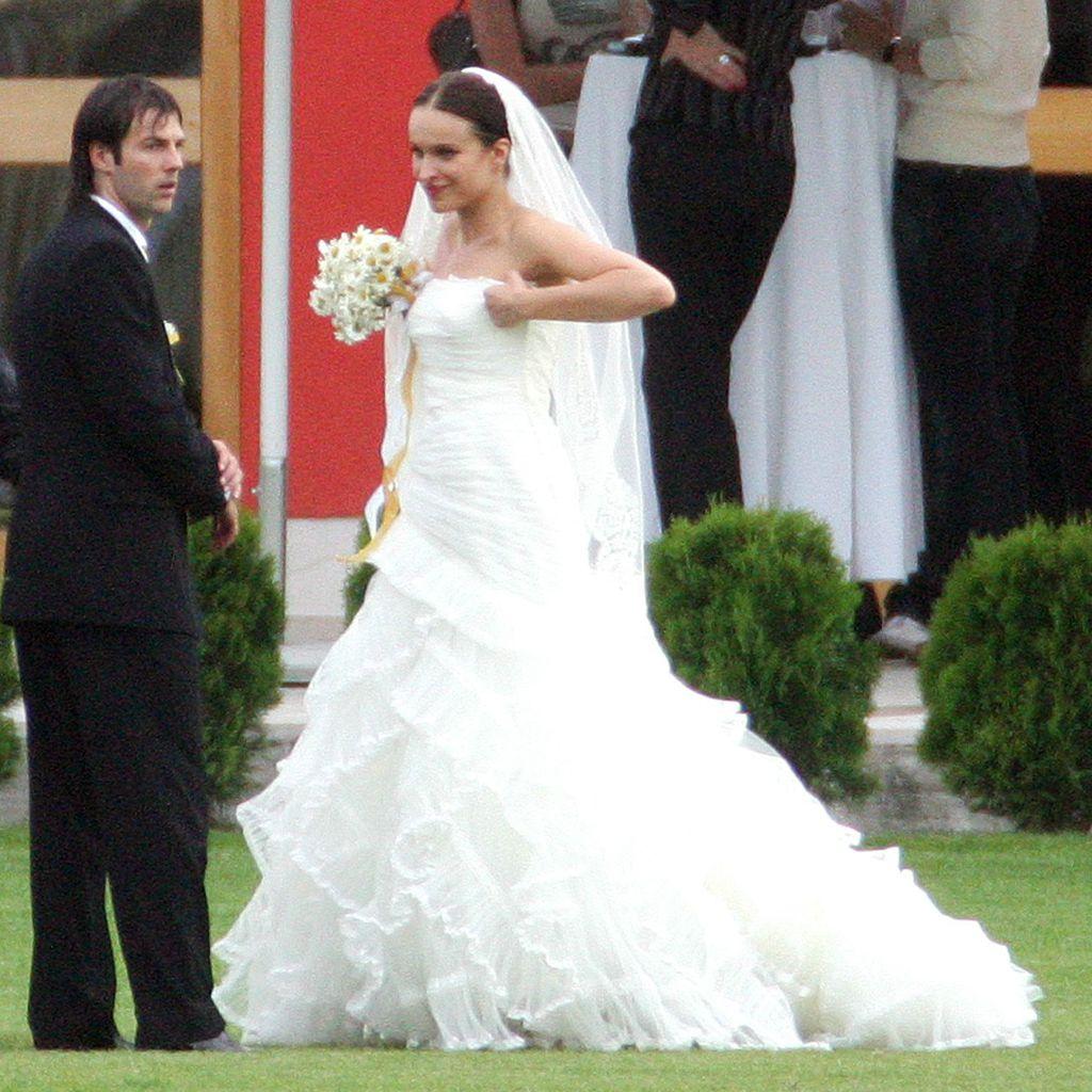 Ljupka Gojić Mikić udala se za Mihaela Mikića u raskošnoj bijeloj vjenčanici
