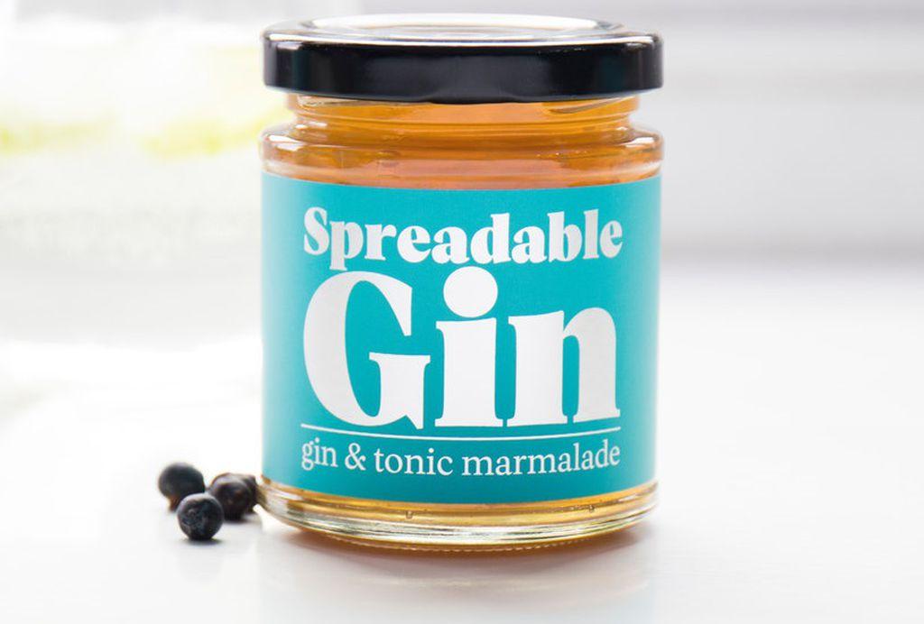 Marmelada od džin-tonika