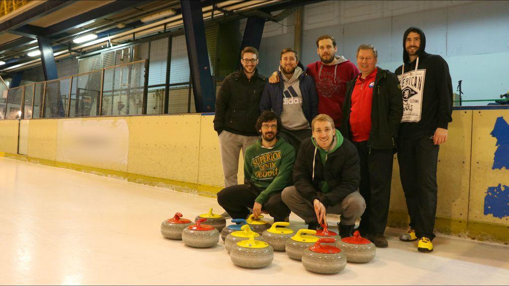Curling klub Čudnovati čunjaš (Foto: Anamaria Batur)