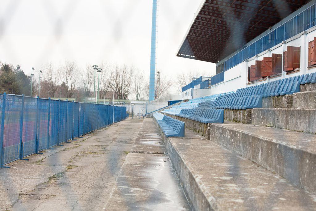 Stadion Cibalije (Foto: Dubravka Petrić/PIXSELL)