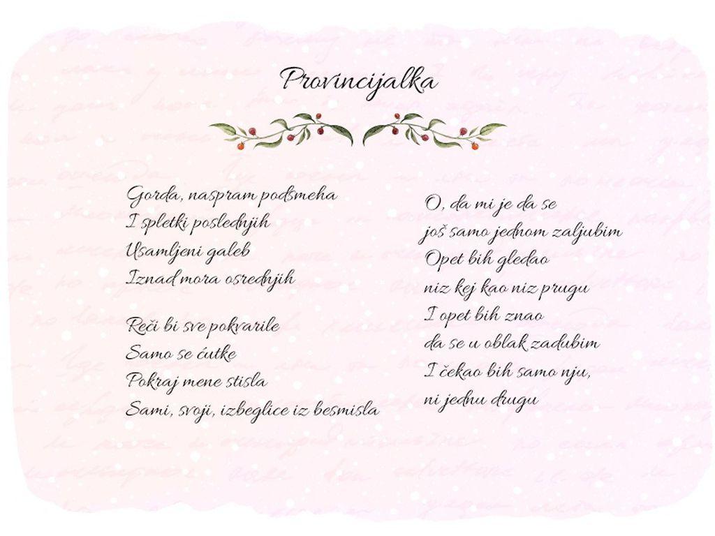 Najromantičniji stihovi Đorđa Balaševića - 2