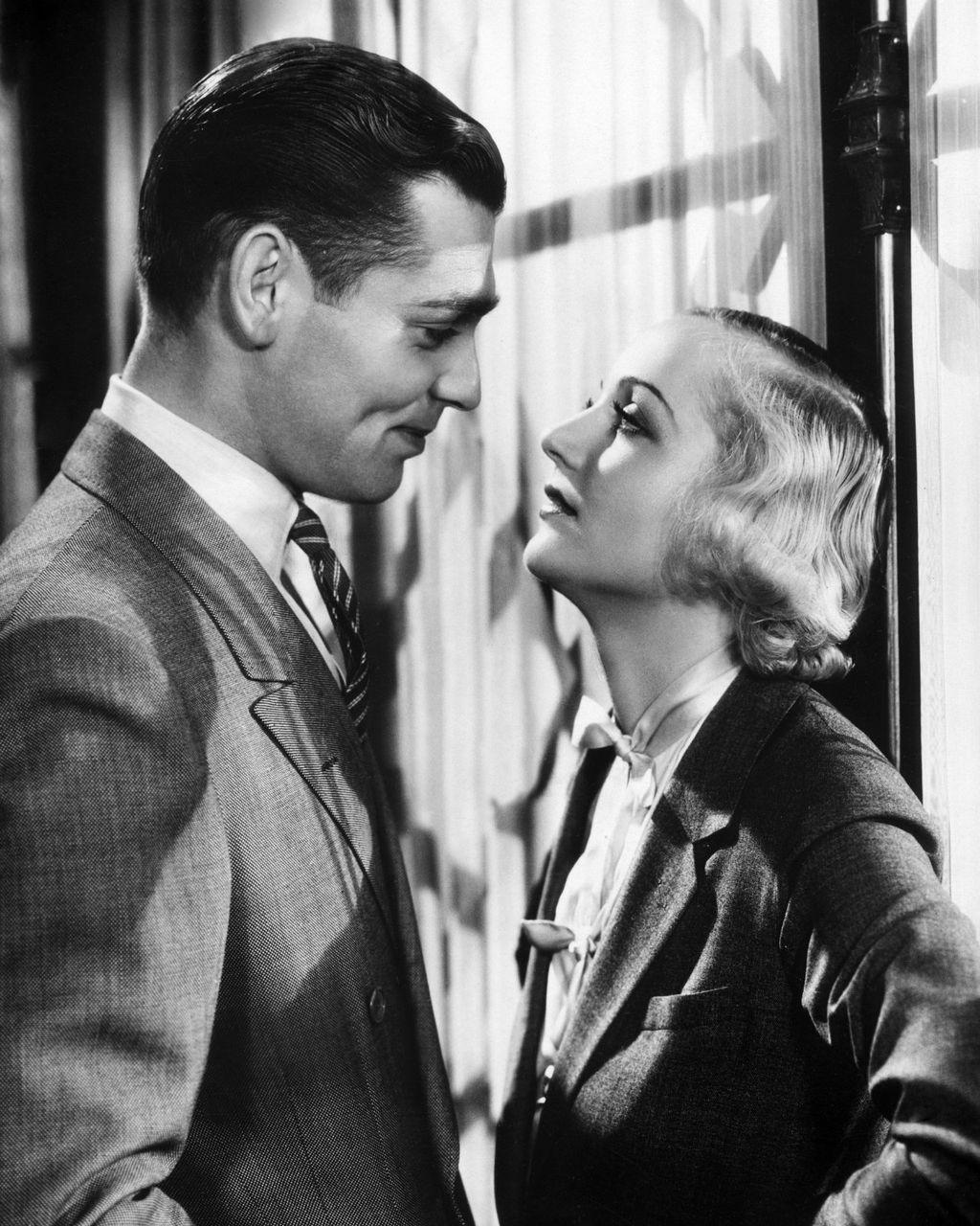 Carole i Clarke u filmu No Man Of Her Own