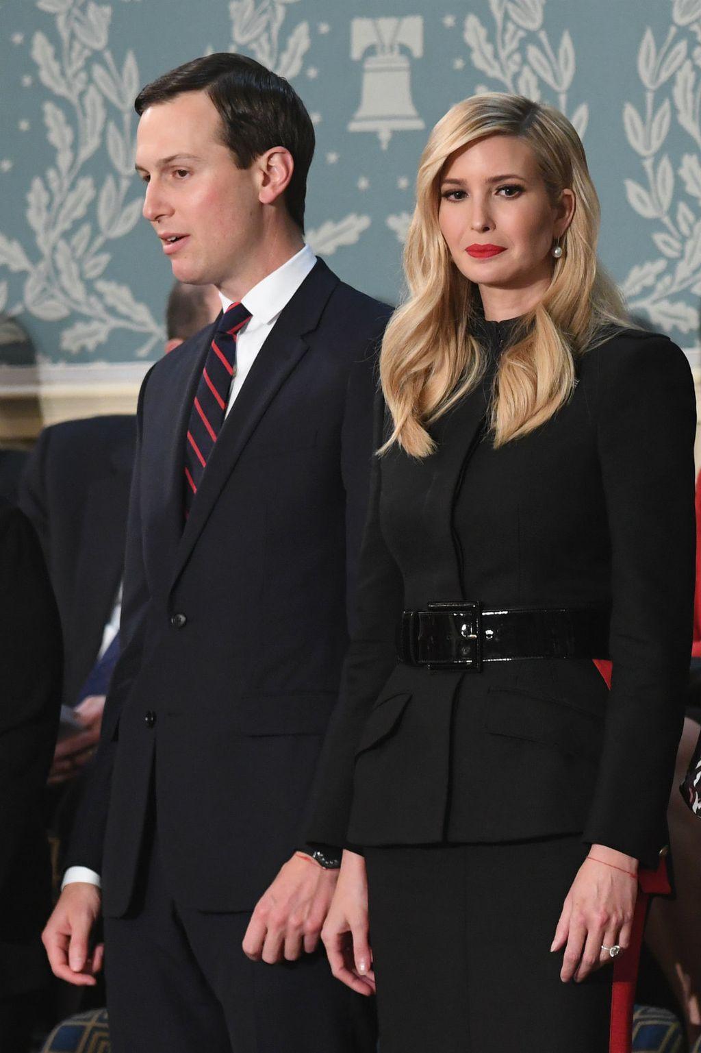 Ivanka Trump u elegantnom kostimu