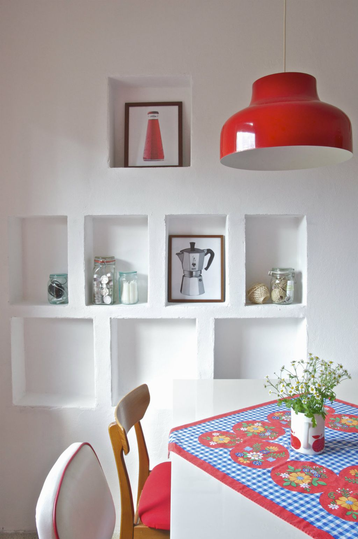 Efektna lampa odličan je trik za osvježenje stana