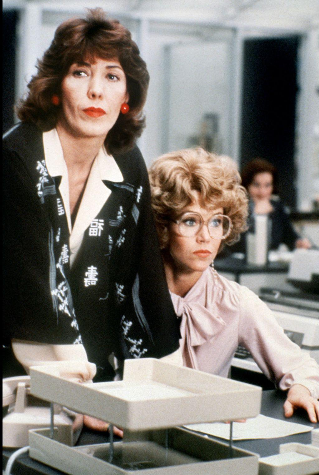 Jane Fonda i Lily Tomlin - 5