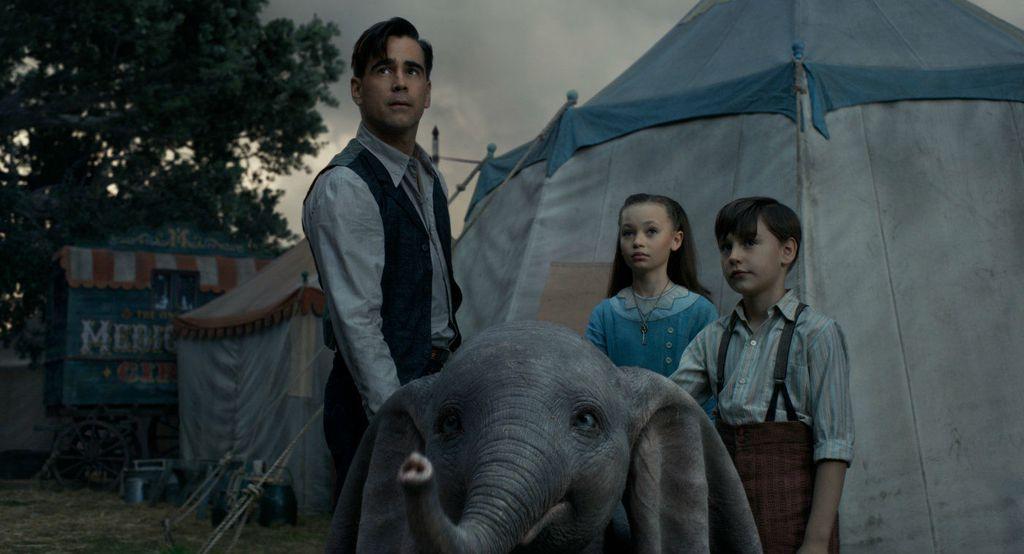 Scene iz Disneyjevog filma \'Dumbo\' o slavnom letećem sloniću - 4