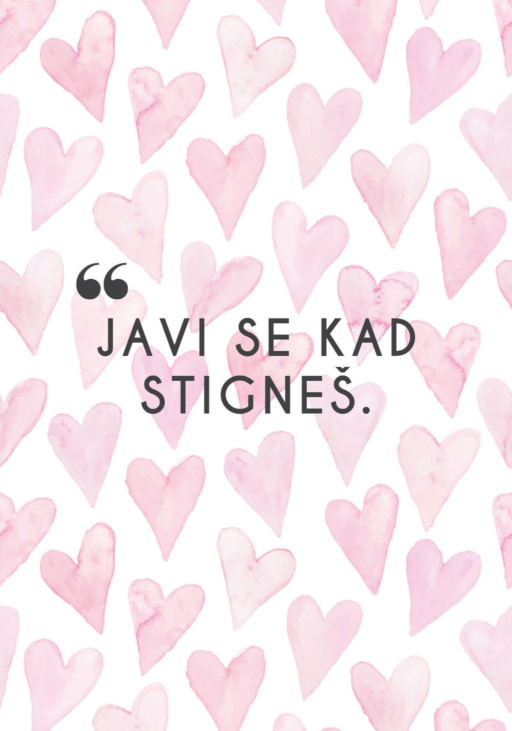 Kako reći \'volim te\' bez korištenja te dvije riječi - 3
