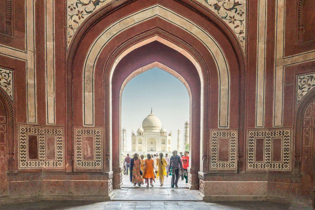 Taj Mahal - 4