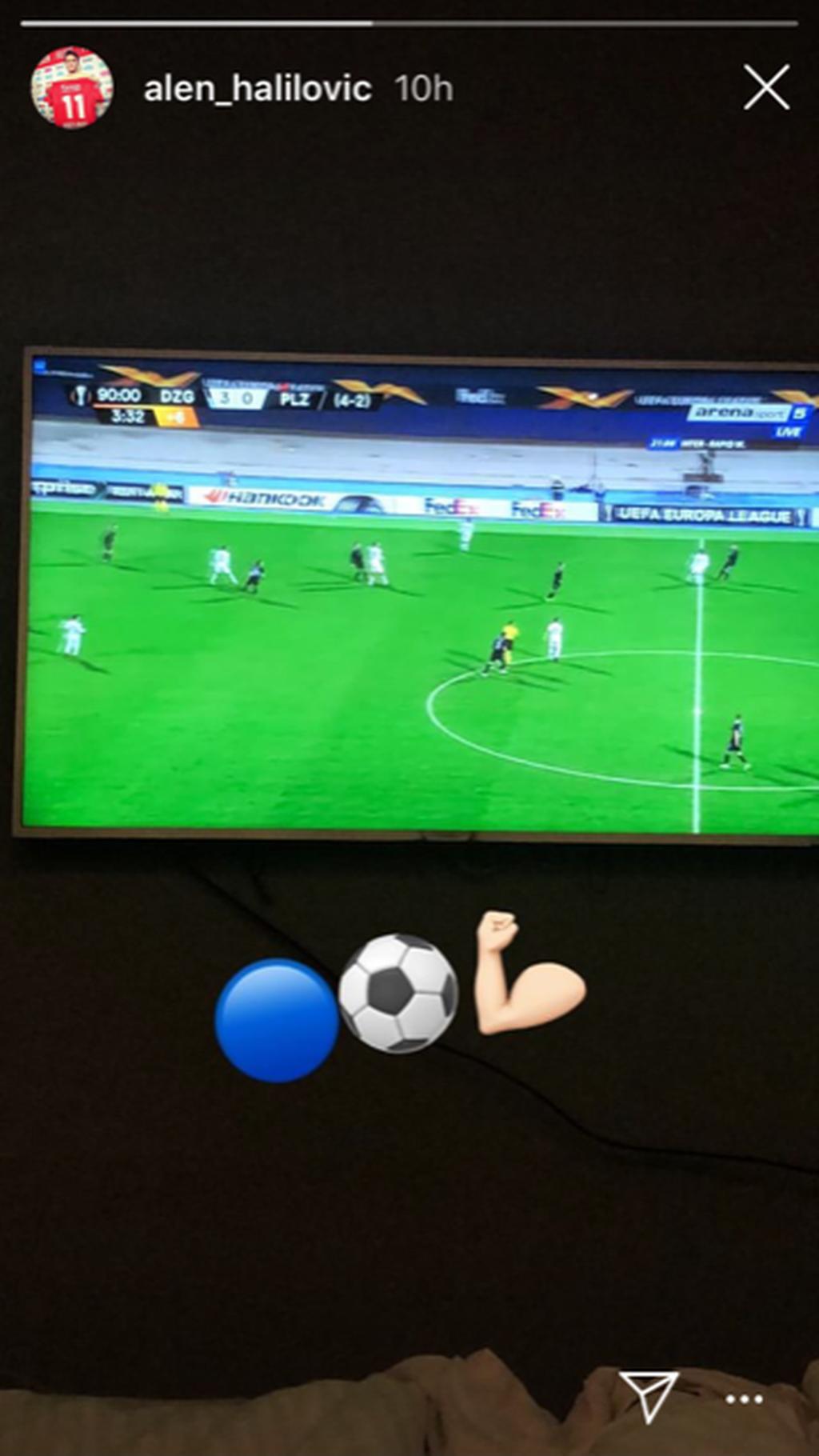 Bivši Dinamovci čestitaju Modrima