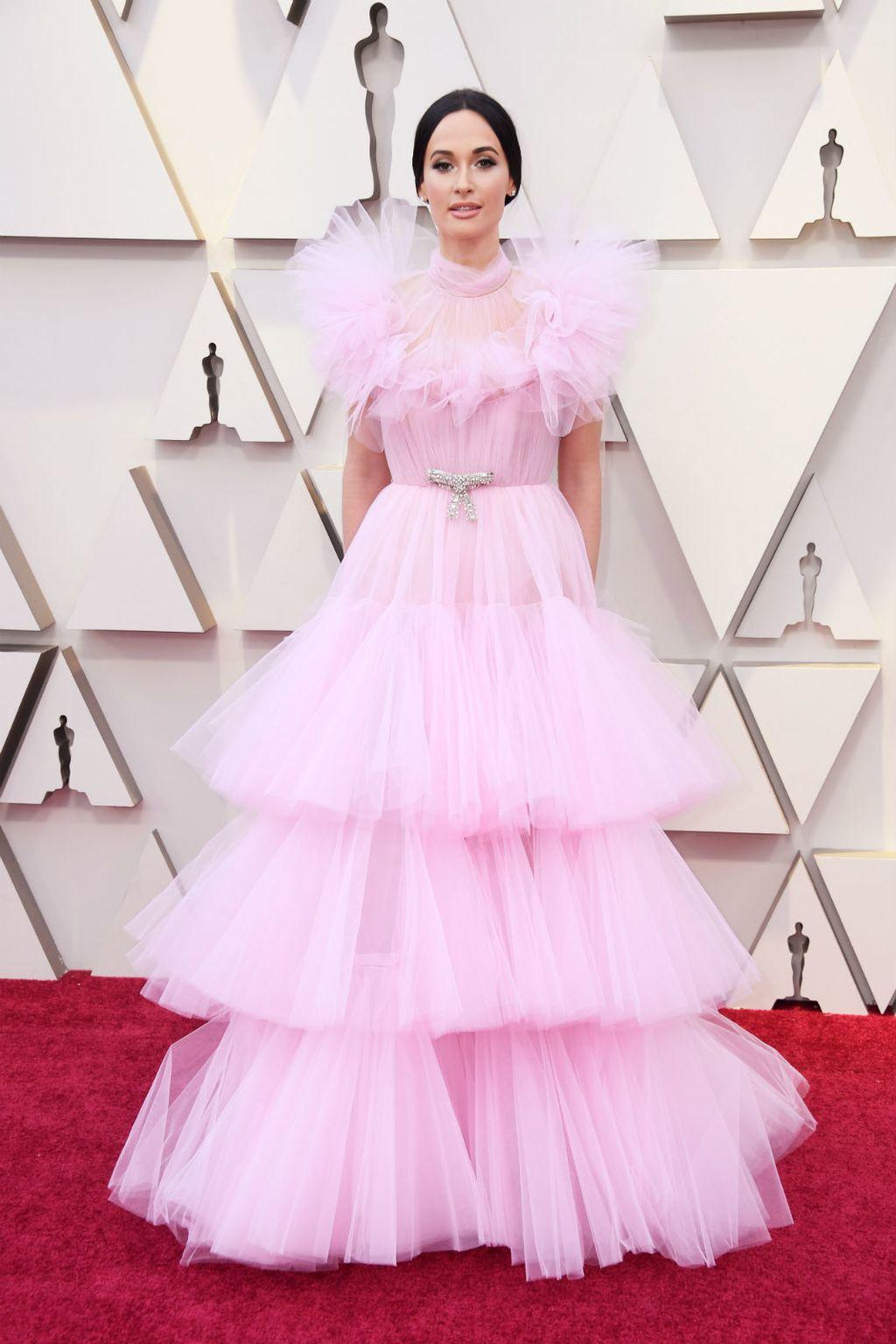 Ružičaste haljine Oscari 2019. - 5