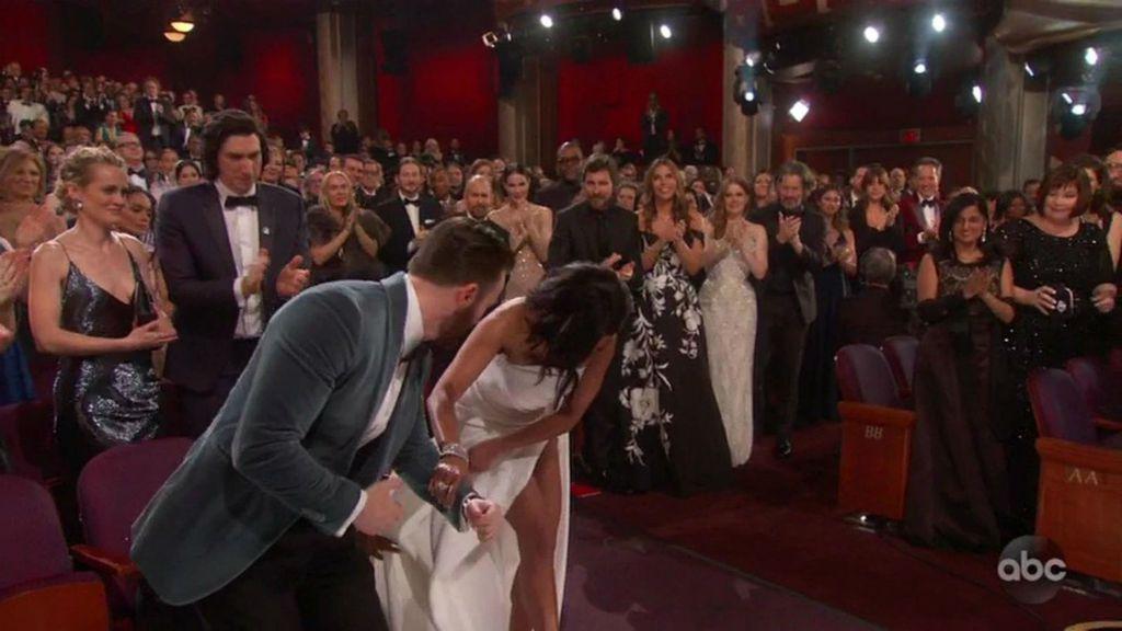 Chris Evans i Regina King na Oscarima 2018 - 3