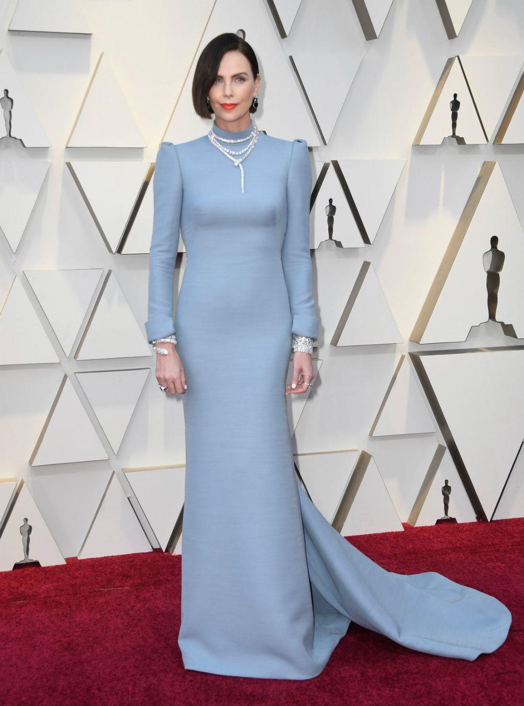 Charlize Theron u haljini modne kuće Dior